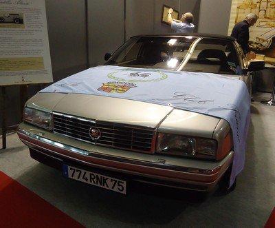 Rétromobile 2013: 27. Cadillac Allante