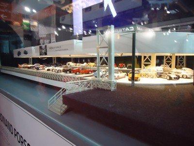 Rétromobile 2013: 28. des miniatures Porsche