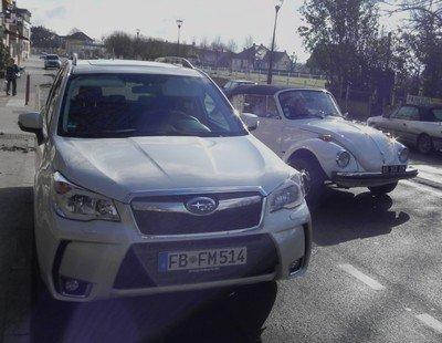 Essai Subaru Forester