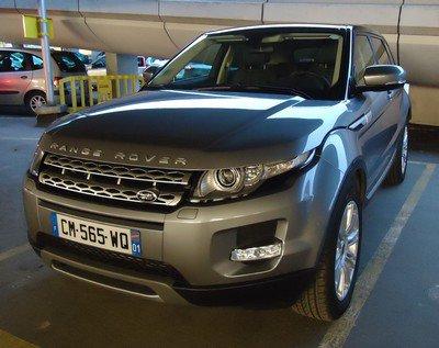 "Range Rover Evoque ""Hertz"", mon trentième essai"