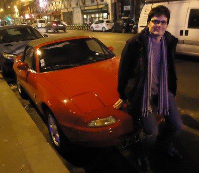"Mazda MX-5 ""Miata"", mon trente-et-unième essai"