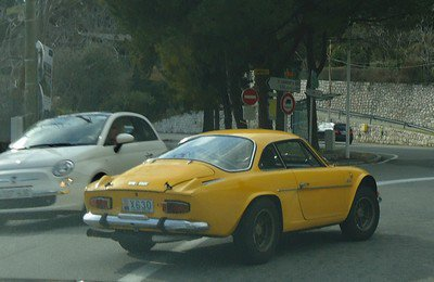 Alpine...