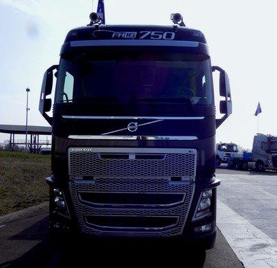 Essai Volvo FH
