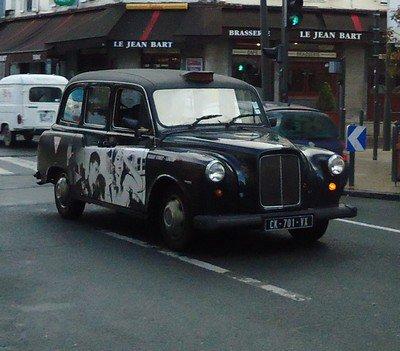 Un London Taxi