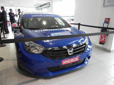 Dacia Pro+ à Rungis