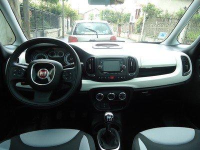Mini-essai: Fiat 500L Hertz