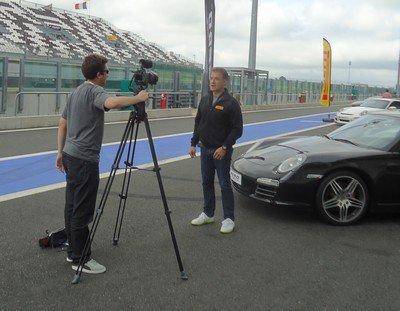 Pirelli P Zero Experience à Magny-Cours