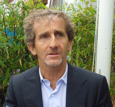 Alain Prost vs Jean Alesi