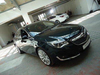 Présentation Opel Insignia