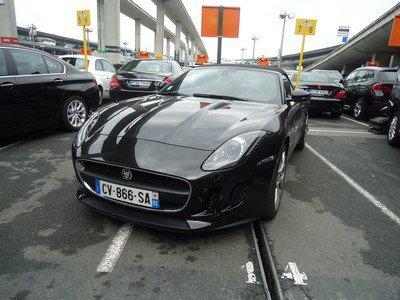 """Jaguar F-Type """"Hertz"""", mon trente-quatrième essai"""