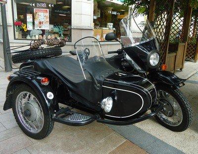 La moto de James May