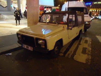 Le rodéo de Renault