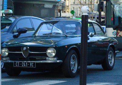 Alfa à Montparnasse