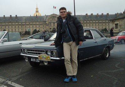 Traversée de Paris 2014