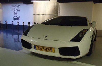 Lamborghini - minute