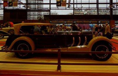 Rétromobile 2014 : 4. les Maharaja