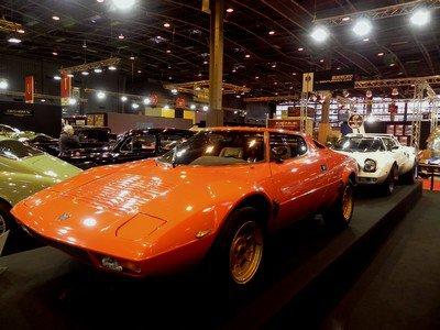 Rétromobile 2014 : 7. Lancia