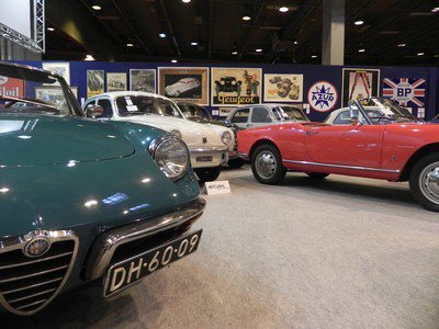 Rétromobile 2014 : 9. Solo Alfa