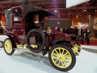 Rétromobile 2014 : 20. centenaire de la guerre de 14-18