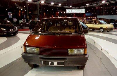 Rétromobile 2014 : 21. Renault Espace