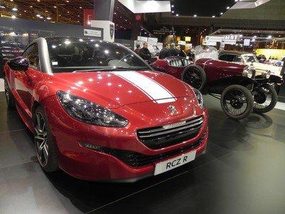 Rétromobile 2014 : 25. Peugeot(s)