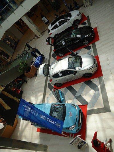 Hyundai à Evry
