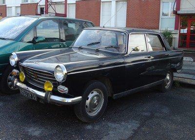 La Peugeot 404 de Nissan