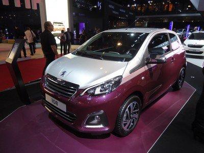Mondial 2014 : 4. Peugeot
