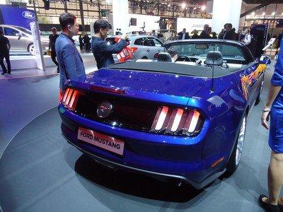 Mondial 2014 : 8. Ford
