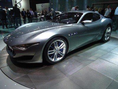 Mondial 2014 : 10. Maserati Alfieri