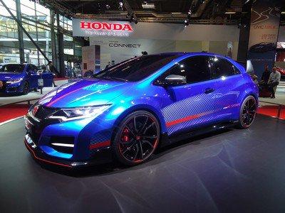Mondial 2014 : 12. Honda