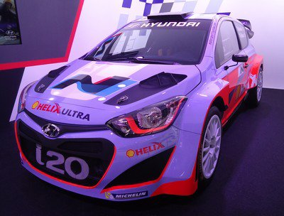 Mondial 2014 : 14. Hyundai i20 WRC