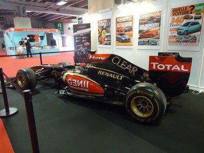 Mondial 2014 : 16. Lotus F1