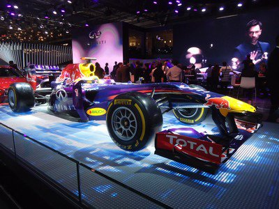 Mondial 2014 : 21. Red Bull F1