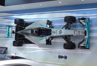 Mondial 2014 : 22. Mercedes F1