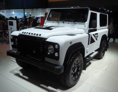 Mondial 2014 : 24. Jaguar-Land Rover