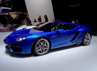 Mondial 2014 : 28. Lamborghini Asterion