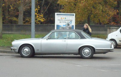 Jaguar XJ 2 portes