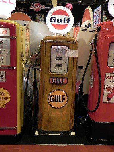 Rétromobile 2015 : 10. Gulf