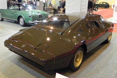 Rétromobile 2015 : 12. Collection Lopresto