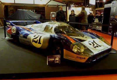 Rétromobile 2015 : 22. Porsche 917