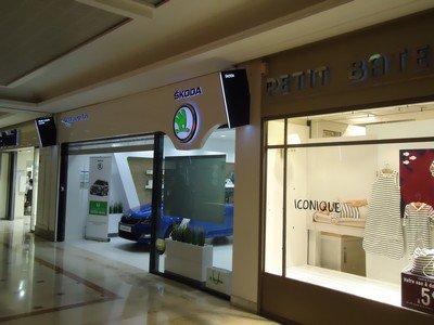 ¦koda, Frits et les centres commerciaux