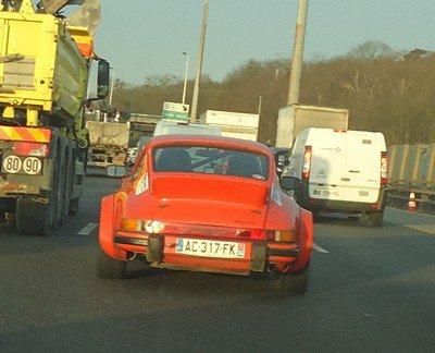 Porsche-Alméras