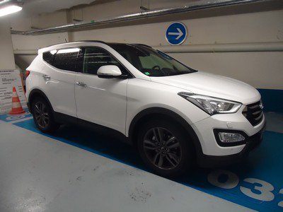 Hyundai Santa Fe, mon trente-huitième essai