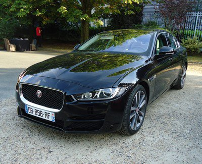 Mini-essai : Jaguar XE 2l essence 200ch