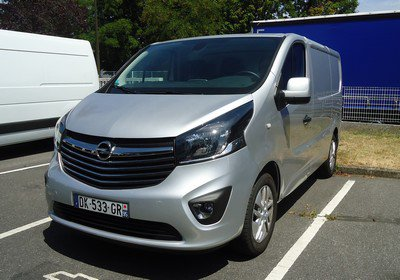 Opel Vivaro, mon trente-neuvième essai