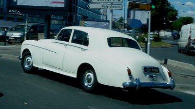 Rolls-Royce blanche