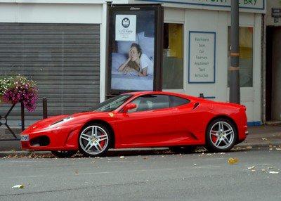 Ferrari et Bar Mitzvah
