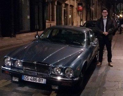 57. Jaguar XJ6