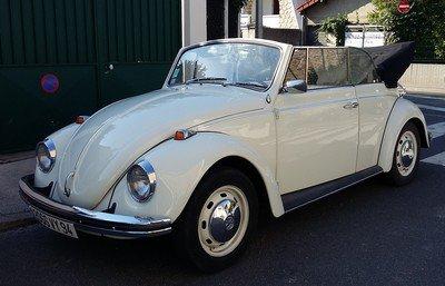 Une VW (à moteur essence)